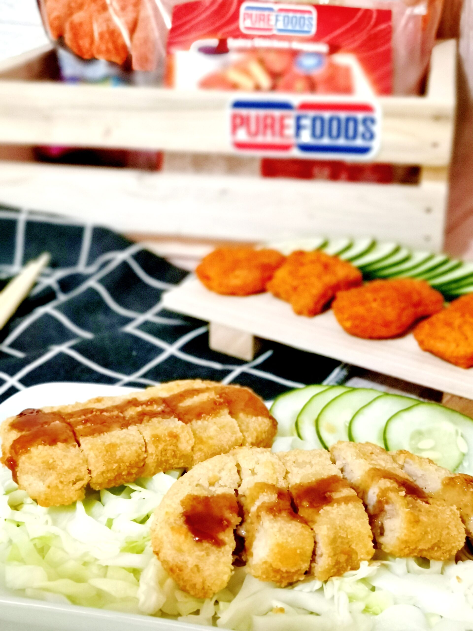 Purefoods Chicken Katsu