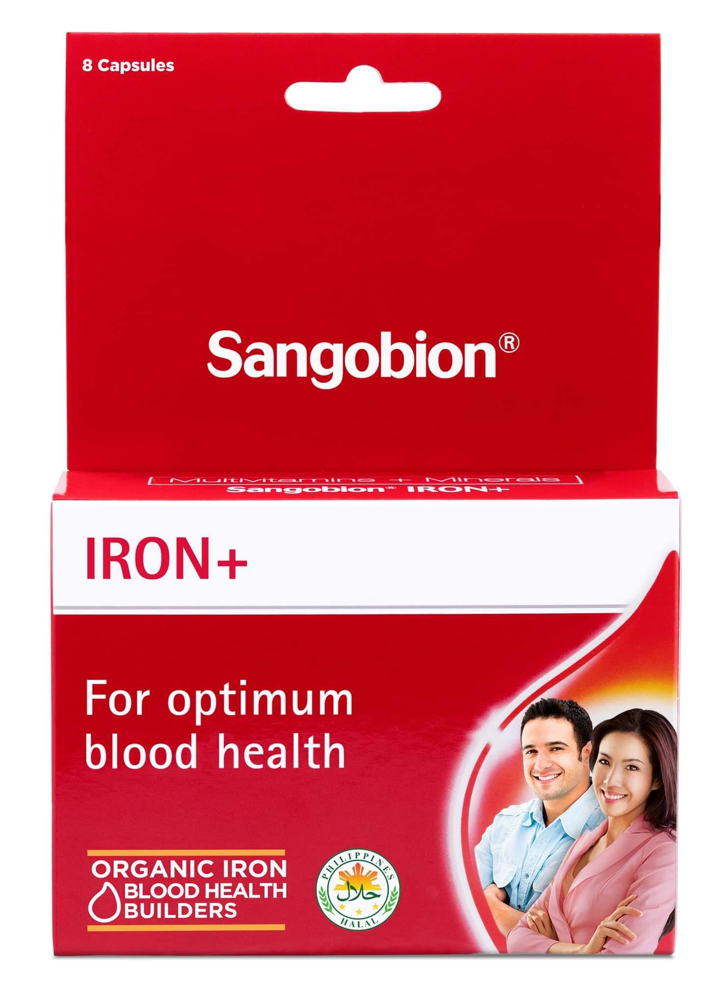 Sangobion Iron