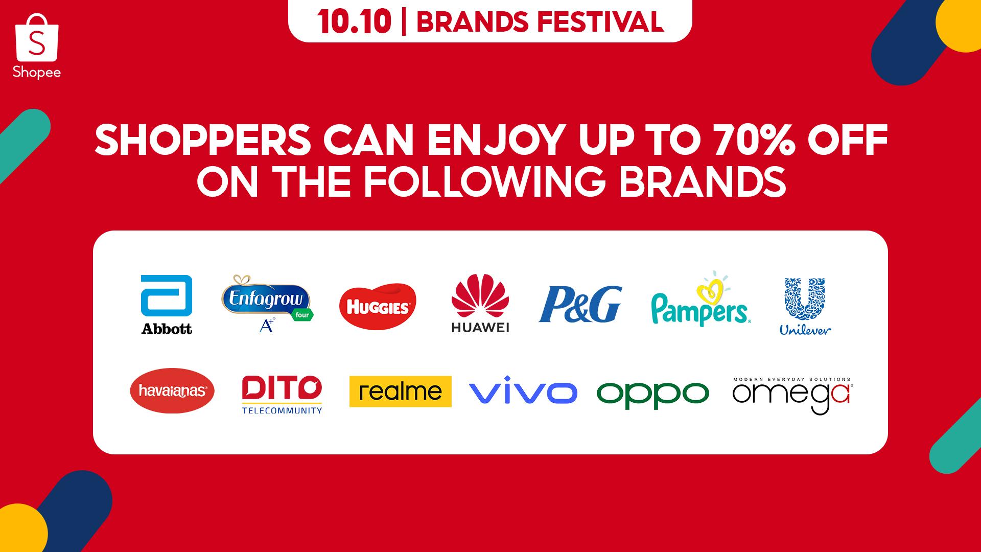 10.10 Brands Festival